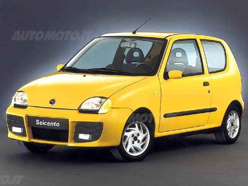 Fiat Seicento 1 1i Cat Sporting 10 2000 10 2002