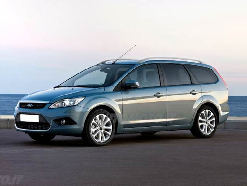 Ford Focus Station Wagon 2.0 (145CV) SW Bz.- GPL Tit.