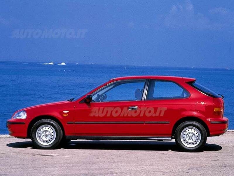 Honda Civic (1995-02)