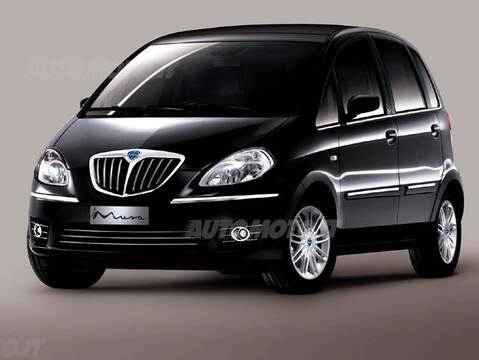 Lancia musa 1 4 diva 07 2010 02 2011 prezzo e scheda tecnica - Lancia y diva 2010 ...