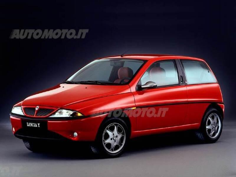 Lancia y 16v cat elefantino rosso 10 1998 01 2000 prezzo e scheda tecnica - Lancia y diva scheda tecnica ...