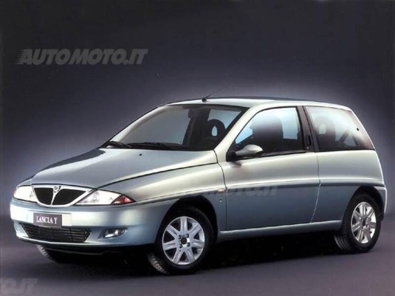 Schema Elettrico Lancia Ypsilon : Listino lancia y  usate automoto