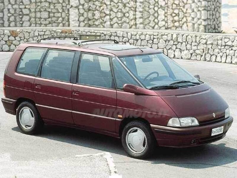 Renault espace cat helios 12 1993 02 1995 prezzo e for Helios termocamini scheda tecnica