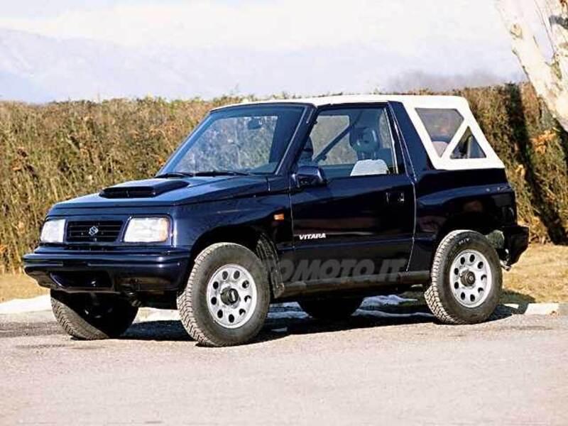 suzuki vitara 1 9 diesel cabriolet jlx 05 1996 06 1997 prezzo e scheda tecnica. Black Bedroom Furniture Sets. Home Design Ideas