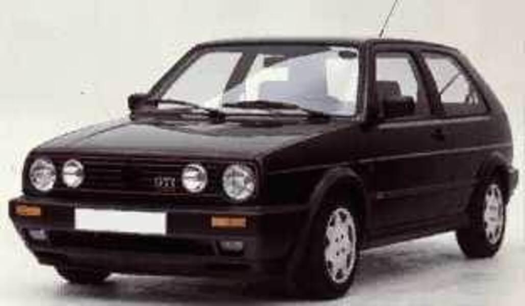 volkswagen golf 1800 16v 3 porte gti 09 1989 03 1992. Black Bedroom Furniture Sets. Home Design Ideas