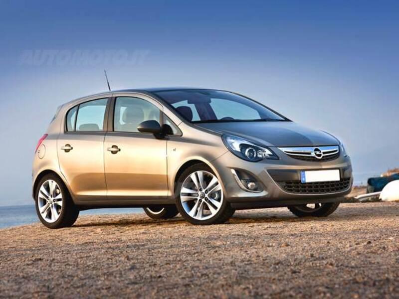 Opel Corsa 1.4 16V 5 porte Sport