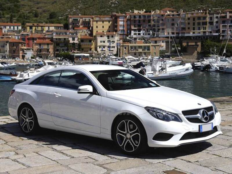 Mercedes benz classe e coup 250 cdi coup premium 03 2013 07 2014 prezzo e scheda tecnica - Mercedes classe e coupe 350 cdi ...
