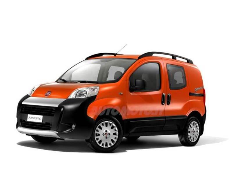 Fiat fiorino 1 4 8v combi semivetrato 04 2015 01 2016 - Auto usate porta portese ...