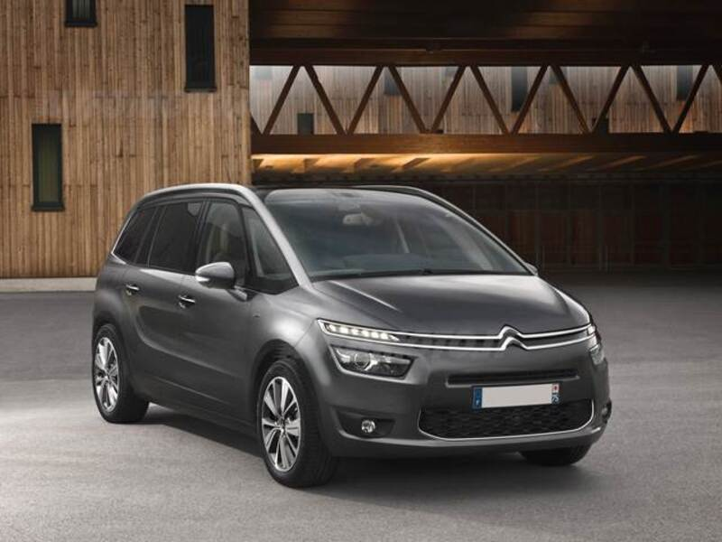 citroen grand c4 picasso bluehdi 120 s s eat6 business 04. Black Bedroom Furniture Sets. Home Design Ideas