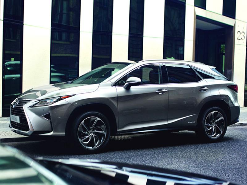 lexus rx hybrid executive nuove listino prezzi auto nuove. Black Bedroom Furniture Sets. Home Design Ideas