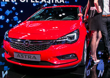 Opel al Salone di Francoforte 2015