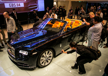 Rolls-Royce al Salone di Francoforte 2015