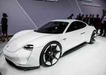 Porsche al Salone di Francoforte 2015