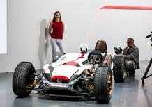 Honda al Salone di Francoforte 2015