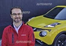 Marco Fioravanti, Nissan: «Crossover? Tanti concorrenti, ma la nostra produzione è al 100%»