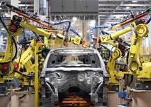Produzione italiana di autovetture: +69% nel primi nove mesi del 2015