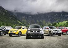 SUV e Crossover Nissan: nuovi motori da 163 a 600 CV