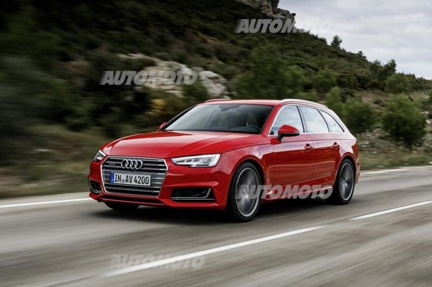 Nuova Audi A4 Avant Prove Automoto It