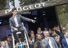 Peugeot, vetture ufficiali dell'ATP World Tour 2016