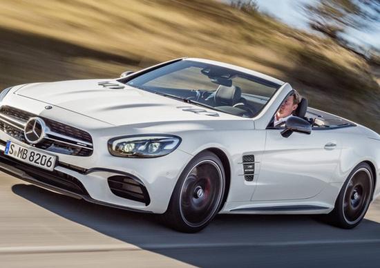"Mercedes SL restyling: non chiamatela semplicemente ""facelift"""