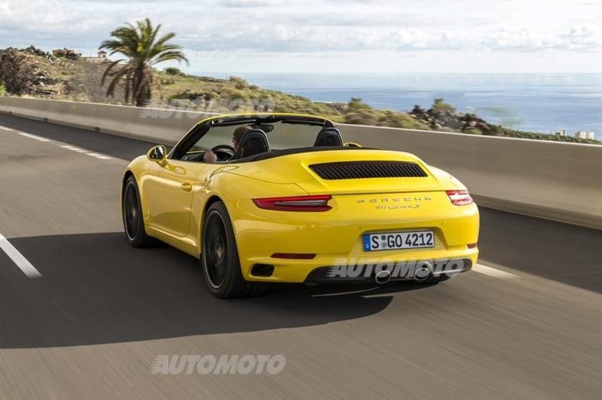 Porsche 911 Restyling 991 Ii La Video Prova Prove