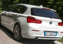 BMW Serie 1 restyling: la video-prova