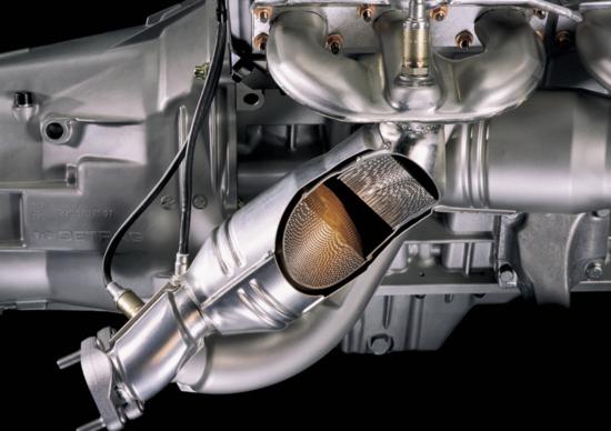 Motori e inquinamento oggi: la marmitta catalitica. III Parte