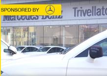 Mercedes e Trivellato: passione per l'auto a 360°