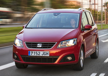 Seat Alhambra restyling: la video-prova