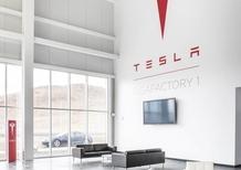 Tesla Gigafactory, le prime immagini esclusive della super fabbrica di batterie