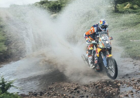 Dakar 2016. Live terza tappa: vincono Barreda (moto) e Loeb (auto)