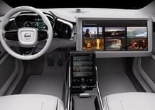 Volvo ed Ericsson sviluppano il video-streaming per l'auto a guida autonoma