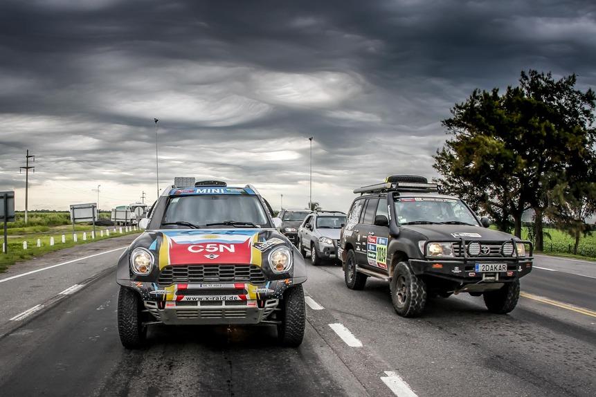 Dakar 2016: le foto più belle della quarta tappa