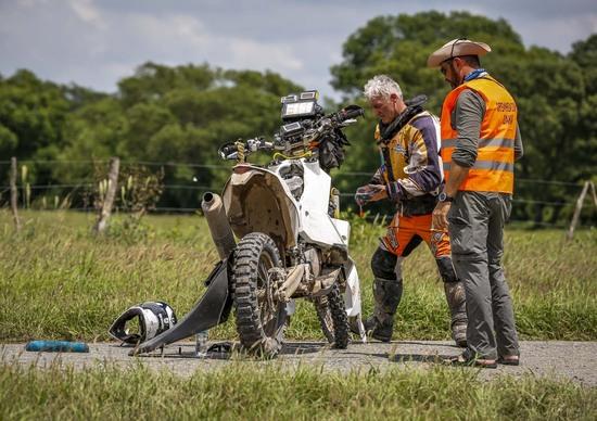 Dakar 2016 , tappa 1 cancellata