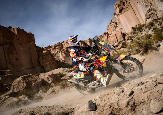 Dakar 2016. Live quinta tappa: vincono Loeb (Peugeot) e Price (KTM)