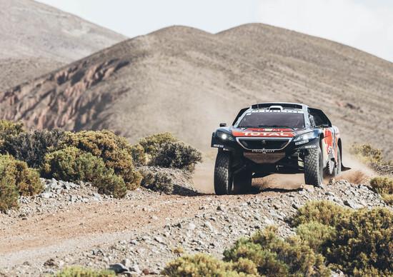 Dakar 2016. Uyuni dei record e della grande festa, ma poco Salar
