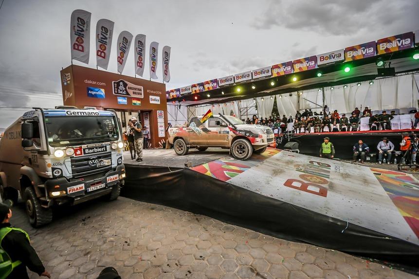 Dakar 2016: le foto più belle della quinta tappa (5)