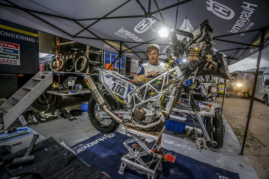 Dakar 2016: le foto più belle della quinta tappa