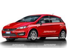 Nuova Fiat Punto, arriva nel 2017. 500 a 5 porte in stand-by?