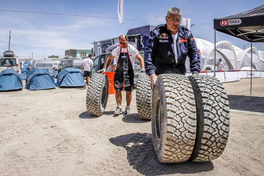 Dakar 2016: le foto più belle della sesta tappa (2)