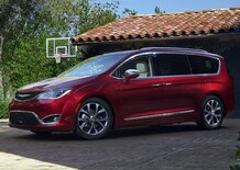 Chrysler Pacifica, la prima ibrida di FCA