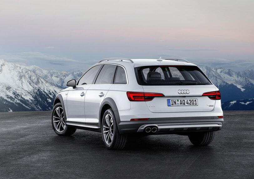 Audi a4 quattro station wagon 2015 18