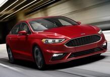 Ford Fusion restyling, ecco come cambierà la Mondeo