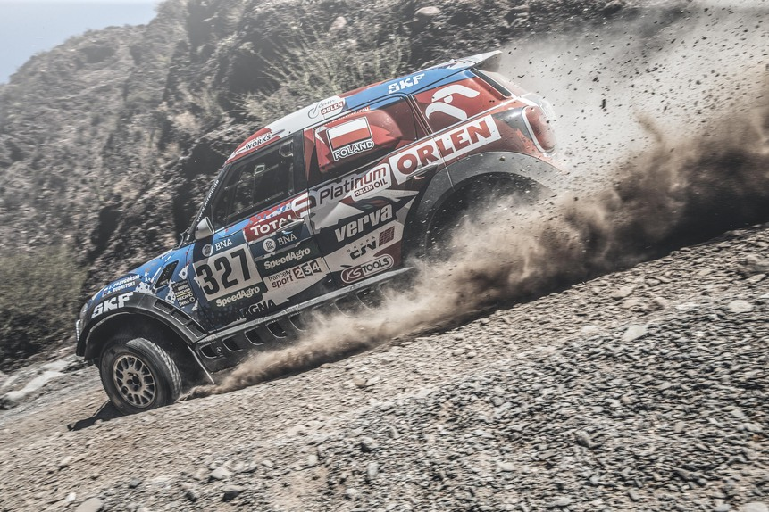 Dakar 2016: le foto più belle dell'ottava tappa (2)