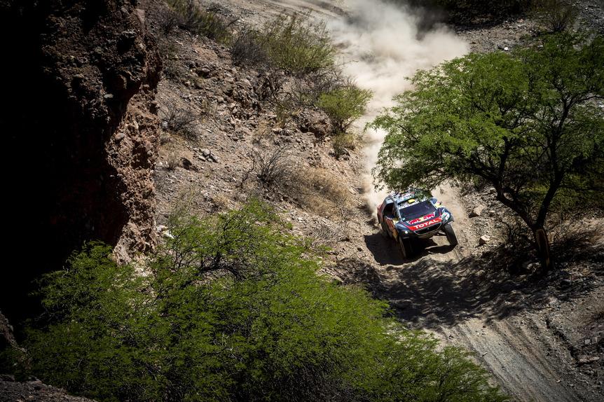Dakar 2016: le foto più belle dell'ottava tappa (3)