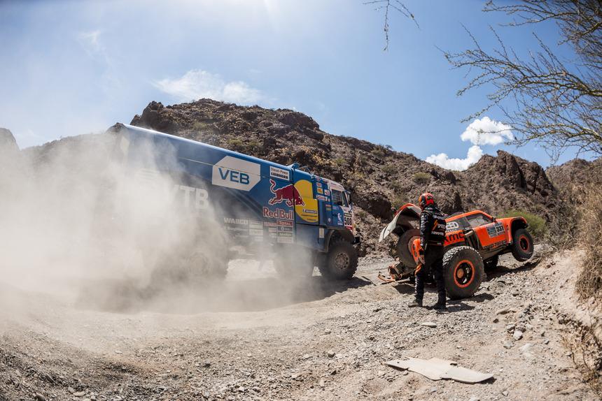 Dakar 2016: le foto più belle dell'ottava tappa (5)