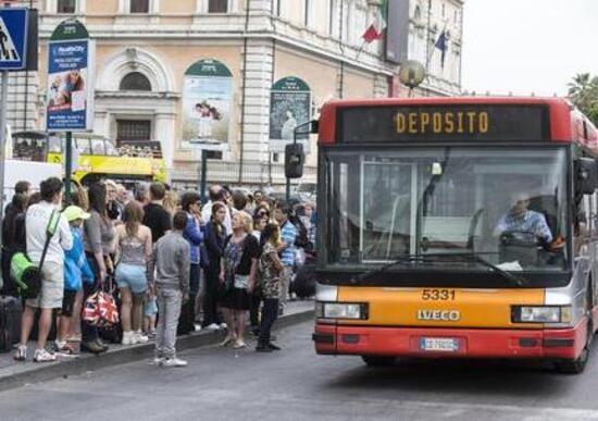 Roma sciopero atac rinviato al 26 gennaio 2016 news for Roma mobile atac