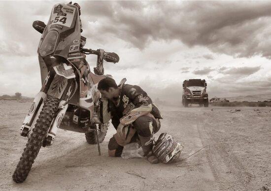 Dakar 2016, Tappa 10. Il volo di Svitko (KTM) e Peterhansel (Peugeot)