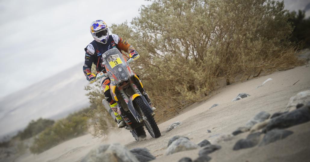 Dakar 2016. Live Day 11: vincono Meo (KTM) e Al Attiyah (Mini)