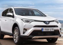 Toyota RAV4 restyling, scoprila LIVE